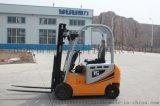 锂电池四轮电动叉车 座驾式叉车 平衡重电动堆高车