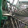 东莞精富机械生产大容量滚筒挂具光饰研磨机