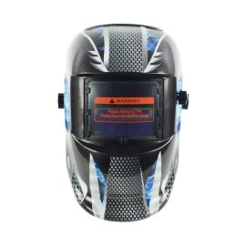 自動變黑電焊面罩電焊氣焊氬弧焊防護面罩