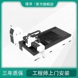 全自动高功率不锈钢板金属数控光纤激光切割机切管机
