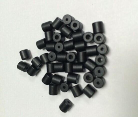 N52高性能磁铁黑色饰品磁扣、大小头饰品扣、黑色磁铁
