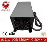 深圳0-30V60a可調大功率開關電源 30v1800w電源 30v變壓器 機械電源