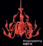 現代創意天鵝吊燈火花園球時尚餐廳LED客廳酒店大堂燈