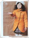 童装 2014冬季新款中大童小外套 韩版儿童时尚纯色外套