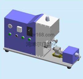 电池实验系列设备/18650圆柱电池滚槽机/26650半自动圆柱电池滚槽机