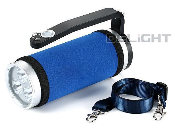 德莱特牌 LED强光防爆探照灯/手提式应急工作灯 DRJW7102