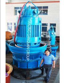 广西南宁甘泉牌大功率高低压潜水轴流泵、混流泵