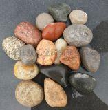 2-4cm天然鹅卵石 5-8cm河卵石 天然河卵石 环保鹅卵石厂家 鹅卵石过滤料