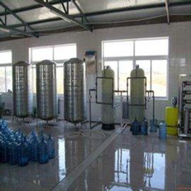贵州桶装纯净水设备 纯净水灌装设备 安康纯净水生产线