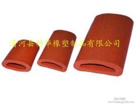 科华橡塑供应 条形硅胶发泡密封条 耐高温胶条