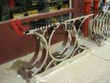ZSJ001专业定做高档玫瑰金镜面不锈钢镜面珠宝展示架金属展示柜陈列架装饰台架厂家