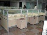 广州职员屏风办公桌生产厂家定做