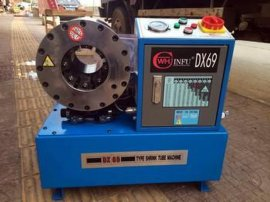 华创**款2.0寸钢管缩径液压压机
