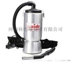 河南肩背式吸尘器、新款肩背电瓶式吸尘器、高效率20L吸尘器价格