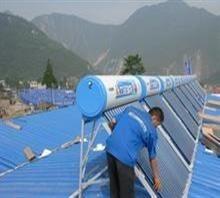 闵行区颛桥太阳能热水器维修安装移机拆卸销售保养清洗