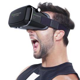 源頭工廠批發升級版千幻魔鏡 3d眼鏡虛擬現實暴風vr魔鏡 SHINECON