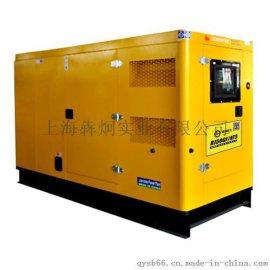 工业应急50kw静音柴油发电机