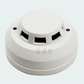 吸顶式燃气报警器安装简便-可与楼与系统联接