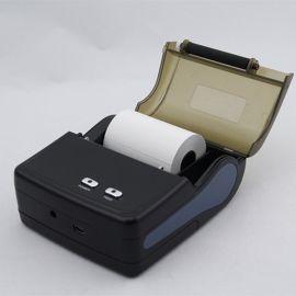 不干胶标签打印机58mm热敏打印条码二维码打印厂家包邮二次开发