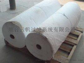 烟台机床用无纺布过滤纸