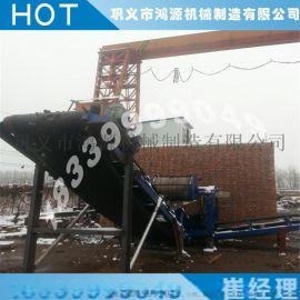 大型散熱器撕碎機報價多少錢,報廢汽車拆解設備廠家