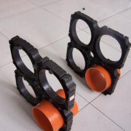 厂家直销 玻璃钢管管枕 电力管支架 量大可按出厂价