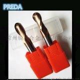 60度超微粒鎢鋼銑刀塗層CNC R0.5-R8 加工不鏽鋼球刀