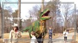 仿真恐龙服|恐龙衣服|恐龙皮套|恐龙表演服