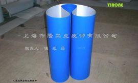 厂家直销上海帝隆PU聚氨酯耐油耐磨输送带可定做