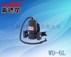 大功率长时间电瓶吸尘器,大型车库用吸尘器,工厂车间用吸尘器,打磨配套用吸尘器,超市货架吸尘器威德尔电瓶吸尘器WD6L