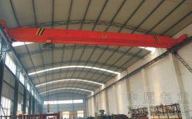 江苏16吨LDA电动单梁桥式起重机——中原起重