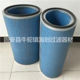 廠家直銷定製除塵濾芯 除塵濾筒 空氣除塵濾筒摺疊濾芯