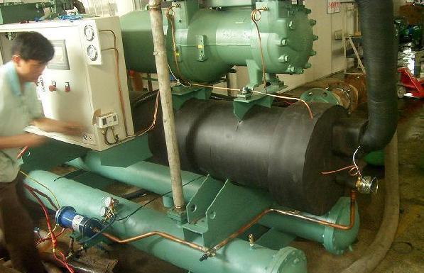 煤礦降溫製冷設備