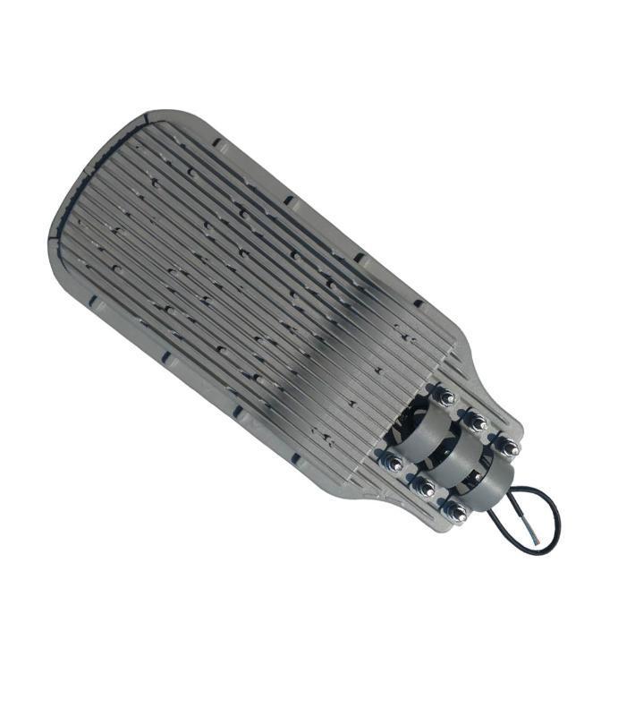 led路灯头 led压铸搓衣板路灯外壳 50W60W平板路灯外壳套件