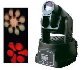 LED摇头图案灯 (ALS-LM8410)
