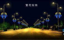 中山颖莲供应LED路灯杆装饰灯