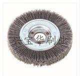 加工定做 杜邦尼龙刷,研磨尼龙刷,磨料丝抛光轮刷