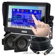 维视DF-7220512触摸屏显示器车载后视系统,触摸屏倒车影像系统,车载监控系统