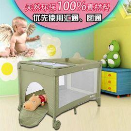 婴儿床 婴儿折叠床 游戏床 移动床 童床