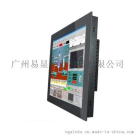 19寸触摸屏显示器,19寸工业嵌入式触摸屏显示器,19寸触摸显示屏