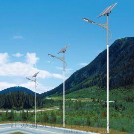 LED铝制太阳能路灯 新农村道路照明灯具 厂家直销