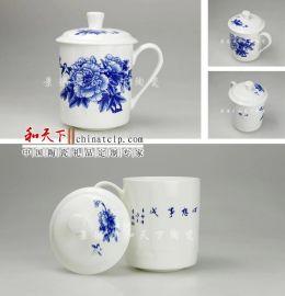 定做广告杯双层玻璃杯定制 促销礼品杯加厚办公茶杯印字加logo