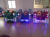 雙人機器人拉車,充氣城堡,折疊蹦極