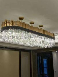 專業定做別墅吊燈新中式銅燈別墅歐式燈輕奢燈飾