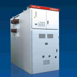 上华电气35KV高压柜KYN61-40.5固体绝缘柜 高压控制柜 配电柜设备