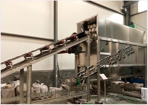 黏土自動破包機 自動拆包機廠家直銷