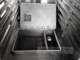 院校食堂专用亲和力三门海鲜蒸柜厂家