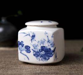 陶瓷茶叶罐批发厂家 陶瓷茶叶罐批发厂家价格 景德镇陶瓷厂家