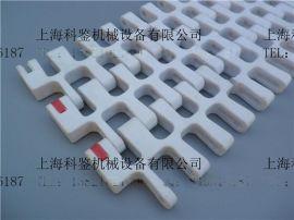 螺旋塑料网带,螺旋机模块输送带