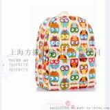 学生书包帆布包定做厂家 各种背包上海订制
